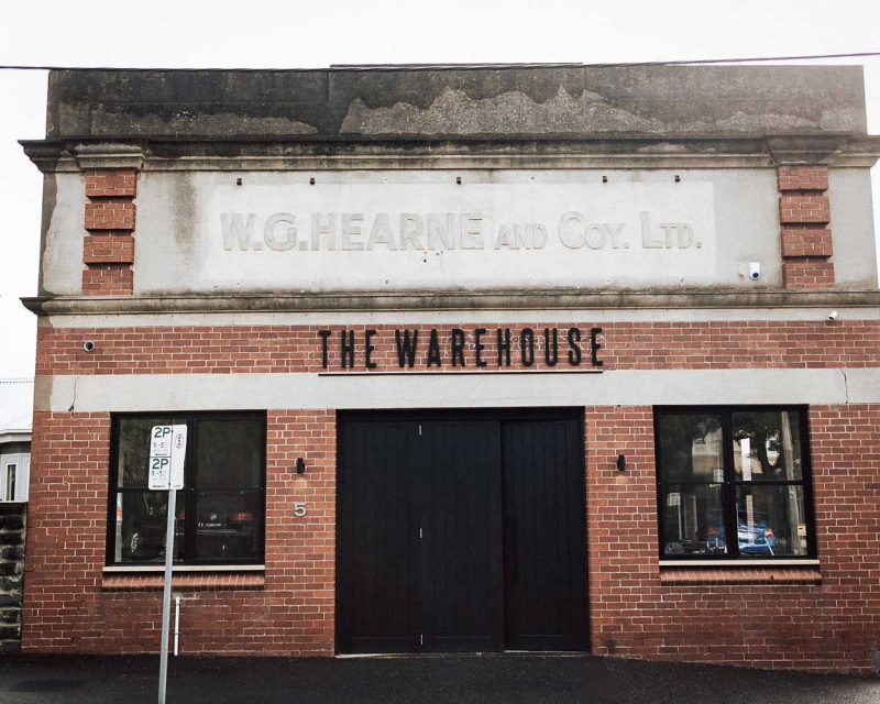 The Warehouse Geelong - Catering