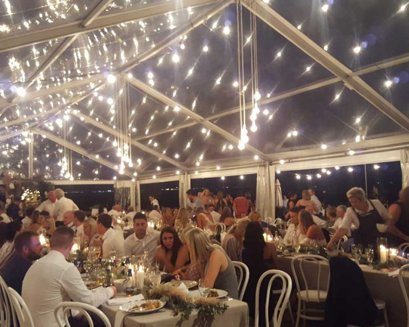 Wedding Catering by Annie's Kitchen - Marquee